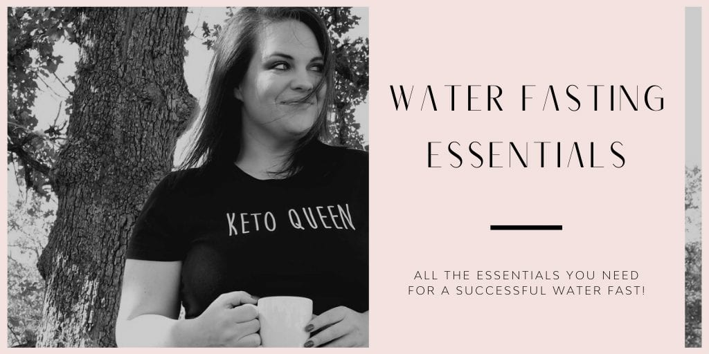 Water Fasting Essentials (1)